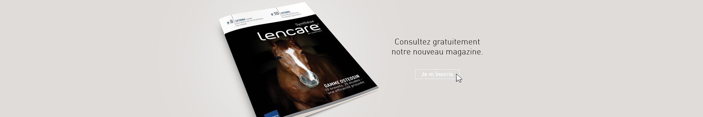 Lencare Mag, consultez gratuitement l'ensemble de nos magazines
